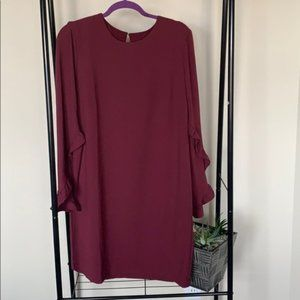 Dresses & Skirts - Beautiful dress burgundy from Nordstrom